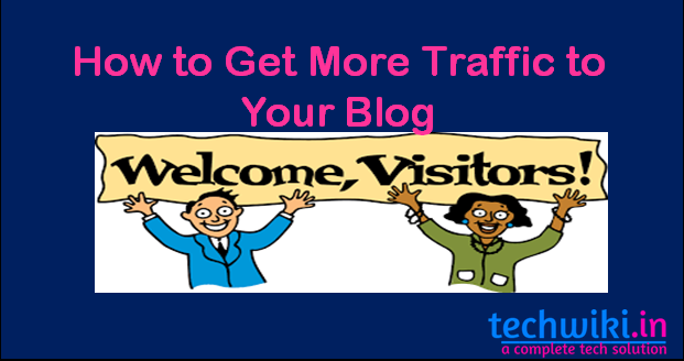 How to increase blog traffic to Your website and make more money