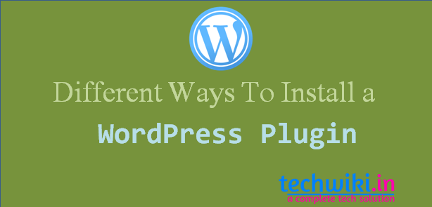 How To Install WordPress Plugin directly from your dashboard