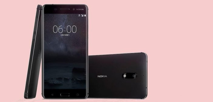 Nokia's first ever Android Smartphone, Nokia 6 launched