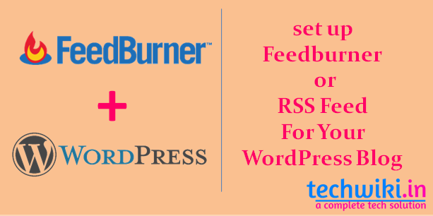 How to Setup feedburner email subscriptions in WordPress