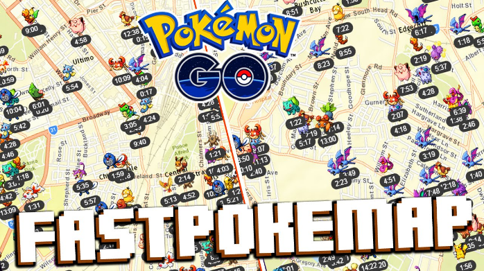 DOWNLOAD FASTPOKEMAP APK FOR POKEMON GO 2017