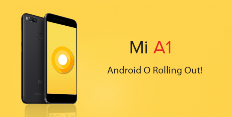 How To Update Xiaomi Mi A1 To Official Android Oreo 8.0