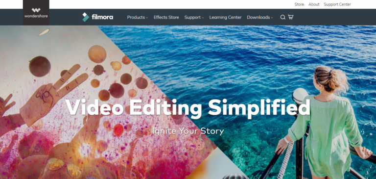 Wondershare Filmora Review: A Video Editing Software