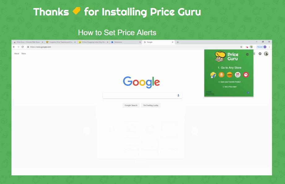 price guru thank you