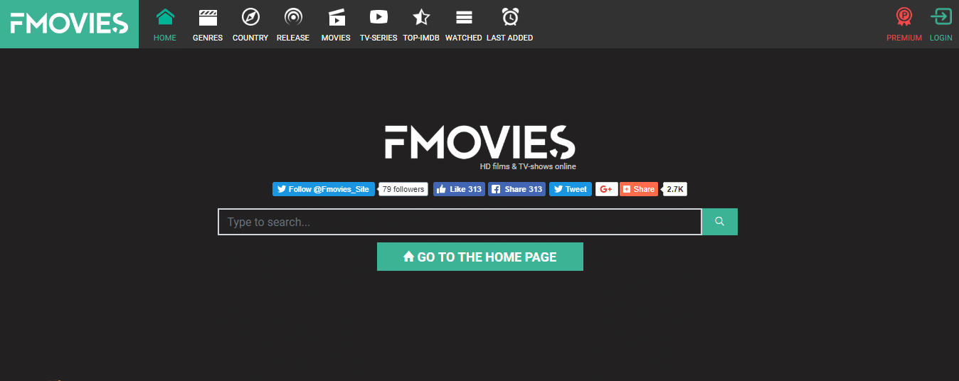 Fmovies proxy sites