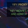 Yify Proxy List