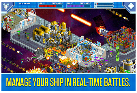 star command - Best Strategy Games For Android
