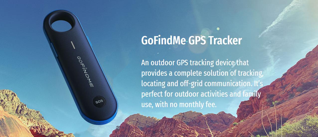 gofindme gps tracker