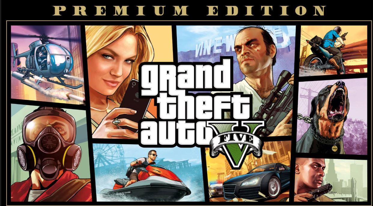 Get GTA V for Free