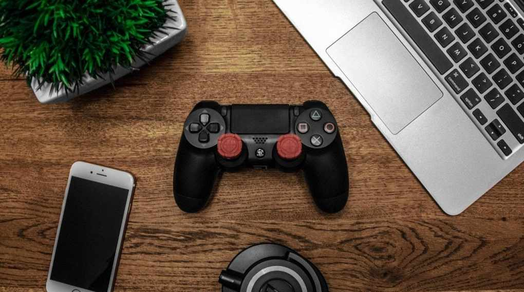 PS4 gaming for remote