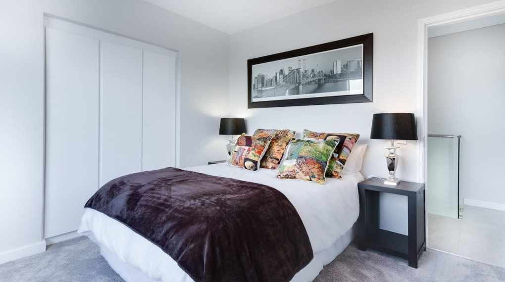 bedroom for home
