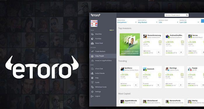 eToro as a Popular Forex Broker