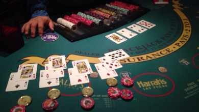 Three Casino Games