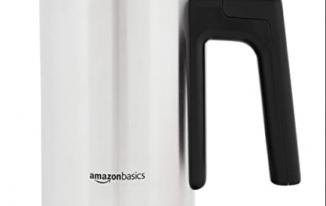 Amazon Basics Stainless Steel Electric Kettle