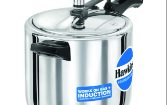 Hawkins Stainless Steel Induction Bottom Pressure Cooker