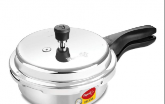 Pigeon by Stovekraft Deluxe Pressure Cooker